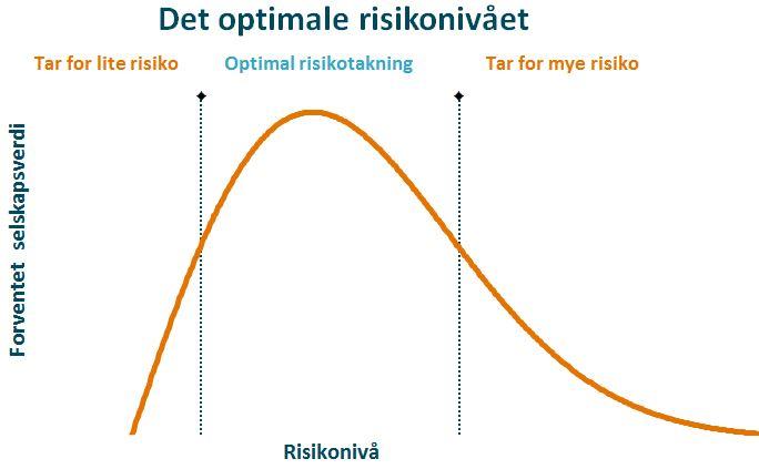 Finn det optimale risikonivået